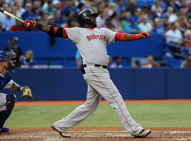 Boston Red Sox at Toronto Blue Jays MLB Pick, Odds, Prediction 7/22/14