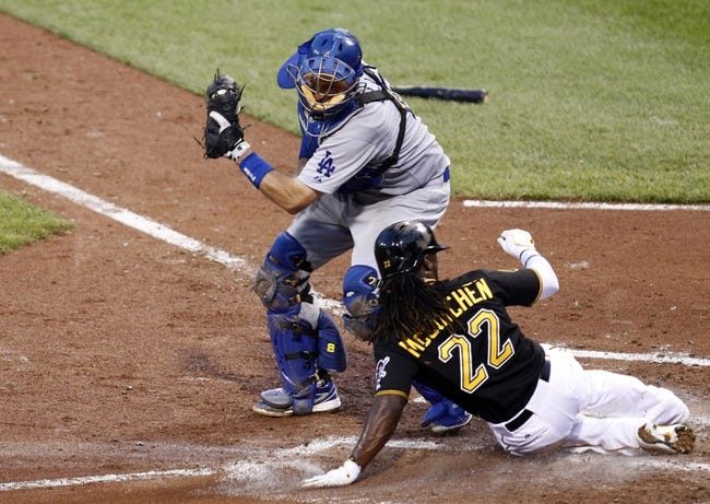 Pittsburgh Pirates vs. Los Angeles Dodgers MLB Pick, Odds, Prediction 7/22/14