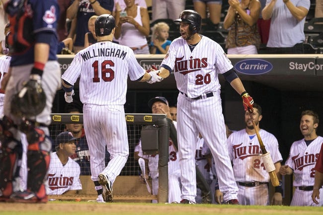 Minnesota Twins vs. Cleveland Indians MLB Pick, Odds, Predictions 7/22/14