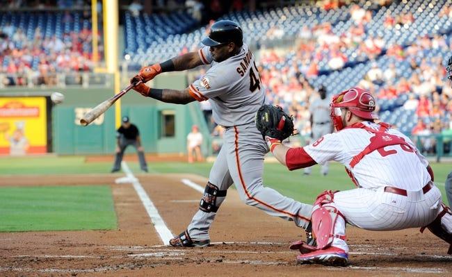 Philadelphia Phillies vs. San Francisco Giants MLB Pick, Odds, Prediction 7/23/14