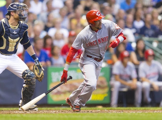 Milwaukee Brewers vs. Cincinnati Reds MLB Pick, Odds, Prediction - 7/23/14