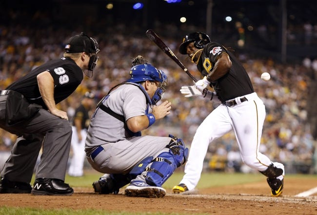 Pittsburgh Pirates vs. Los Angeles Dodgers Pick-Odds-Prediction - 7/23/14