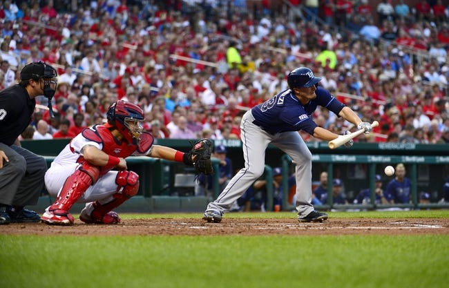 St. Louis Cardinals vs. Tampa Bay Rays MLB Pick-Odds-Prediction - 7/23/14
