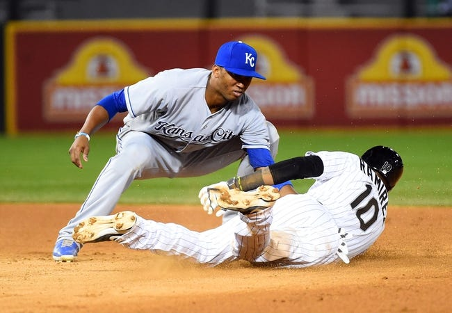 Kansas City Royals vs. Chicago White Sox MLB Pick, Odds, Prediction - 9/15/14