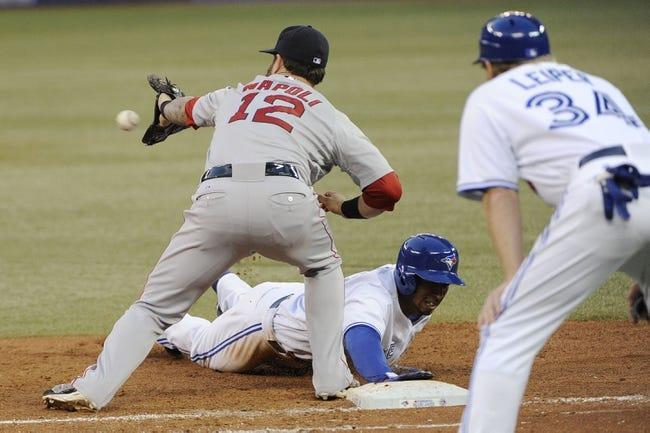 Toronto Blue Jays vs. Boston Red Sox MLB Pick, Odds, Prediction 7/24/14