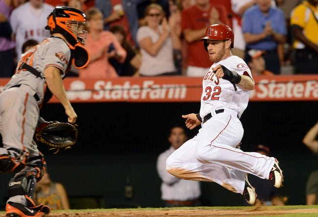 Baltimore Orioles vs. Los Angeles Angels MLB Pick, Odds, Prediction 7/29/14