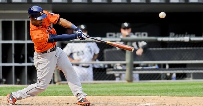 Astros vs. White Sox - 5/29/15 MLB Pick, Odds, and Prediction