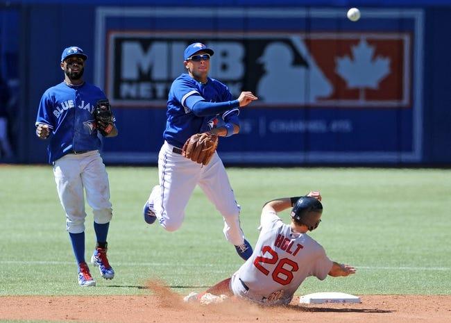 Boston Red Sox vs. Toronto Blue Jays Pick-Odds-Prediction - 7/28/14