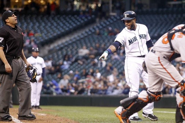 Seattle Mariners vs. Baltimore Orioles Pick-Odds-Prediction - 7/25/14
