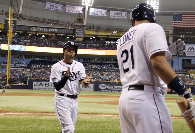 Tampa Bay Rays vs. Boston Red Sox MLB Pick, Odds, Prediction - 7/26/14