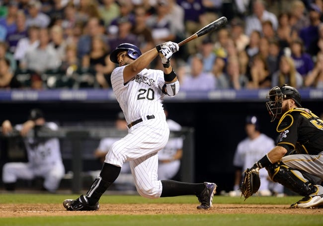 Colorado Rockies vs. Pittsburgh Pirates MLB Pick, Odds, Prediction - 7/26/14