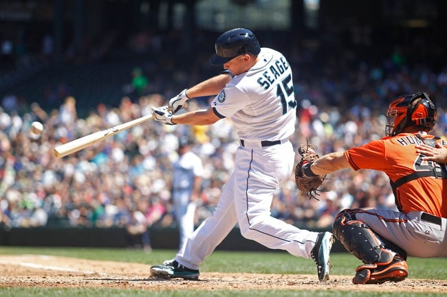 Seattle Mariners vs. Baltimore Orioles MLB Pick, Odds, Prediction - 7/27/14