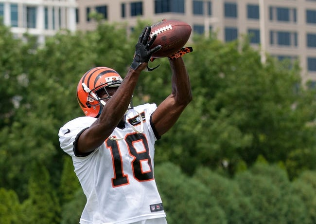 Fantasy Football Draft 2014: Top 10 Wide Receiver (WR) Rankings