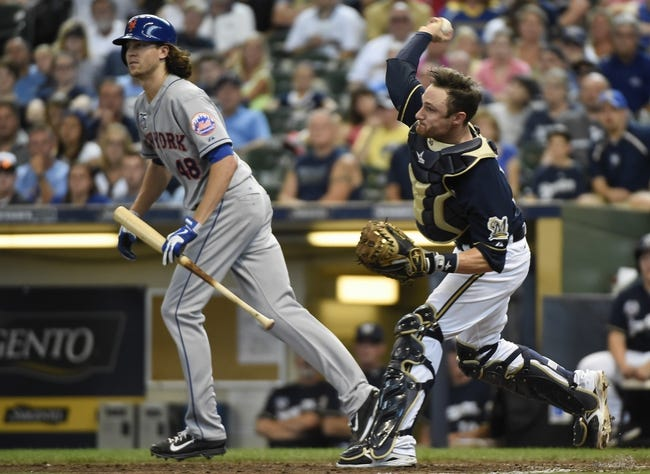 New York Mets vs. Milwaukee Brewers - 5/15/15 MLB Pick, Odds, and Prediction