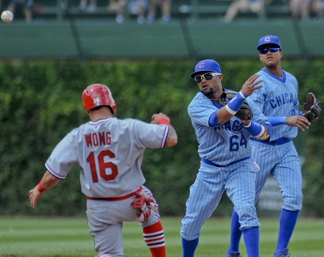 St. Louis Cardinals vs. Chicago Cubs MLB Pick, Odds, Prediction - 8/29/14