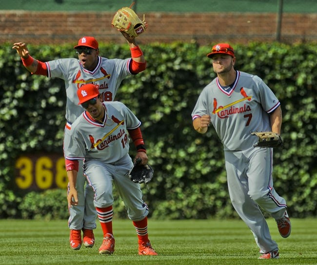 MLB | Chicago Cubs (59-74) at St. Louis Cardinals (71-61)