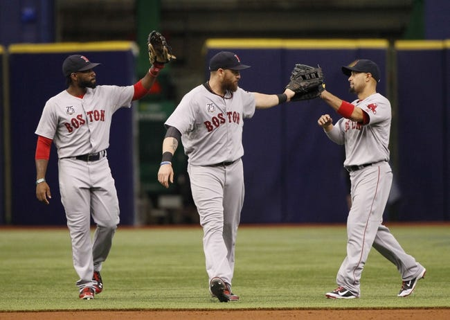 Tampa Bay Rays vs. Boston Red Sox MLB Pick, Odds, Prediction - 8/29/14