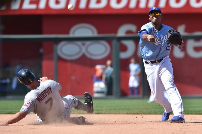Kansas City Royals vs. Cleveland Indians MLB Pick, Odds, Prediction - 8/29/14