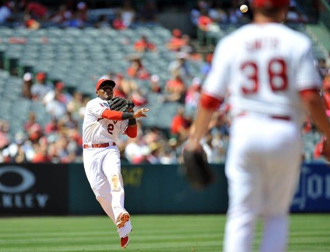 Tigers at Angels - 5/28/15 MLB Pick, Odds, and Prediction