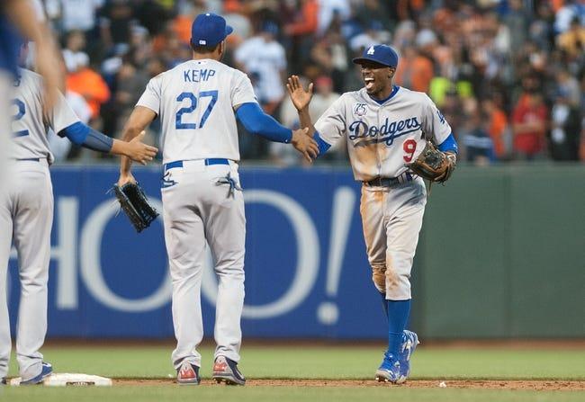 Los Angeles Dodgers vs. Atlanta Braves Pick-Odds-Prediction - 7/29/14