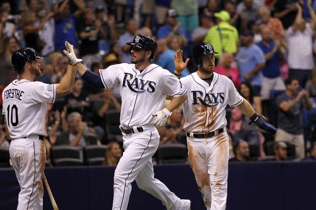 Tampa Bay Rays vs. Milwaukee Brewers MLB Pick, Odds, Prediction - 7/29/14