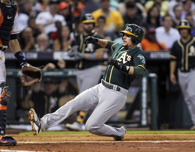Houston Astros vs. Oakland Athletics MLB Pick, Odds, Prediction - 7/30/14