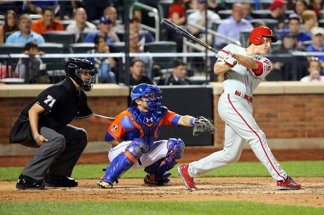 New York Mets vs. Philadelphia Phillies MLB Pick, Odds, Prediction - 7/30/14