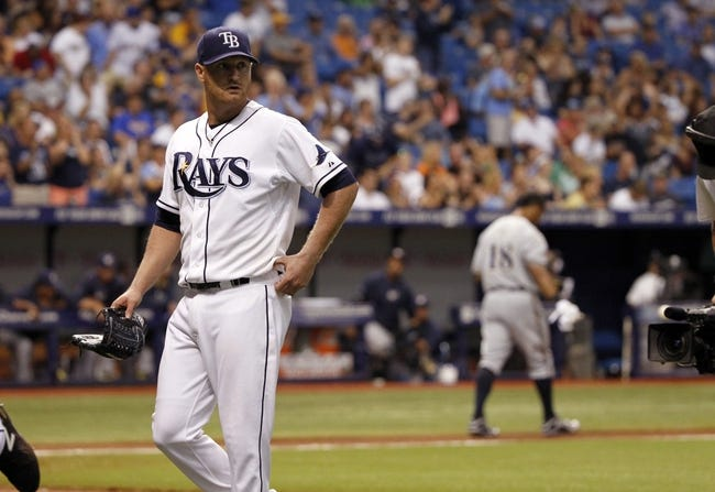 Tampa Bay Rays vs. Milwaukee Brewers MLB Pick, Odds, Prediction - 7/30/14
