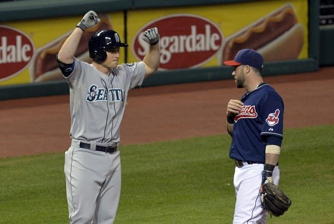 Cleveland Indians vs. Seattle Mariners MLB Pick, Odds, Prediction - 7/31/14
