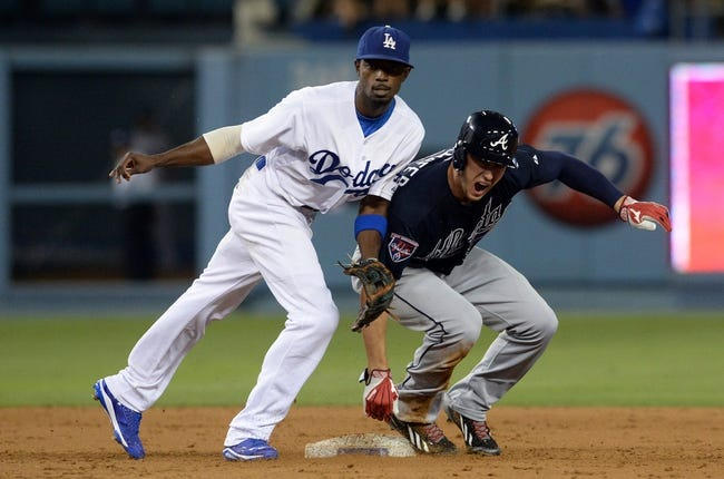 Los Angeles Dodgers vs. Atlanta Braves Pick-Odds-Prediction - 7/30/14