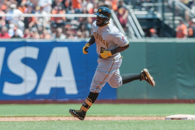 Pittsburgh Pirates vs. San Francisco Giants - 10/1/14 National League Wild Card