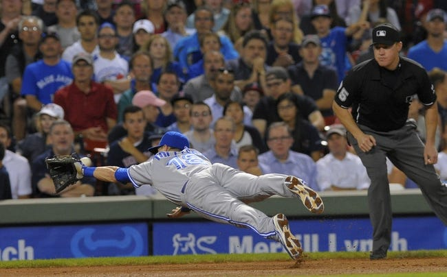Toronto Blue Jays vs. Boston Red Sox 8/25/14 Free MLB Pick and Odds