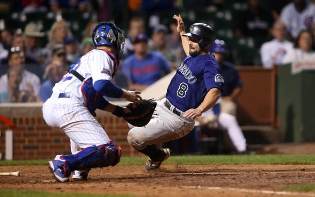 Chicago Cubs vs. Colorado Rockies MLB Pick, Odds, Prediction - 7/31/14