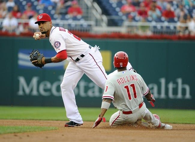 Washington Nationals vs. Philadelphia Phillies MLB Pick,Odds, Prediction 8/1/14