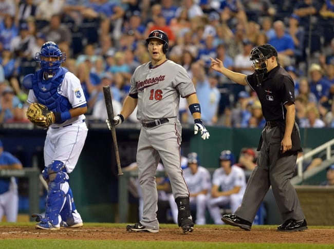 Minnesota Twins vs. Kansas City Royals Pick-Odds-Prediction - 8/15/14