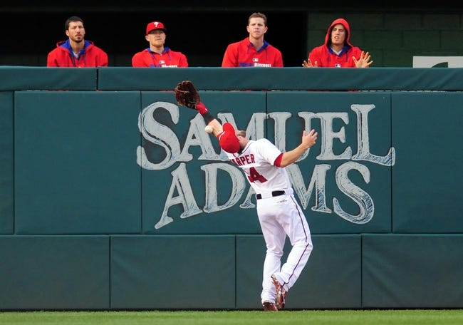 Washington Nationals vs. Philadelphia Phillies MLB Pick, Odds, Prediction - 8/2/14