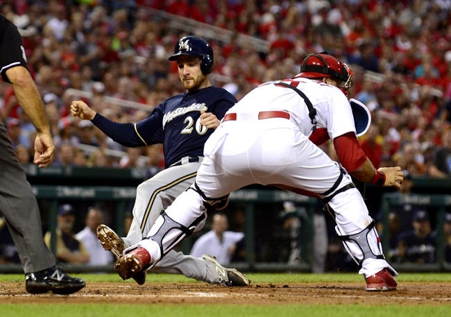 St. Louis Cardinals vs. Milwaukee Brewers MLB Pick, Odds, Prediction 8/2/14