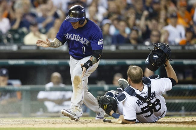 Detroit Tigers vs. Colorado Rockies MLB Pick, Odds, Prediction - 8/2/14