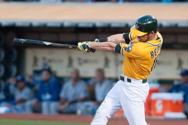 Oakland Athletics vs. Kansas City Royals Pick-Odds-Prediction - 8/2/14