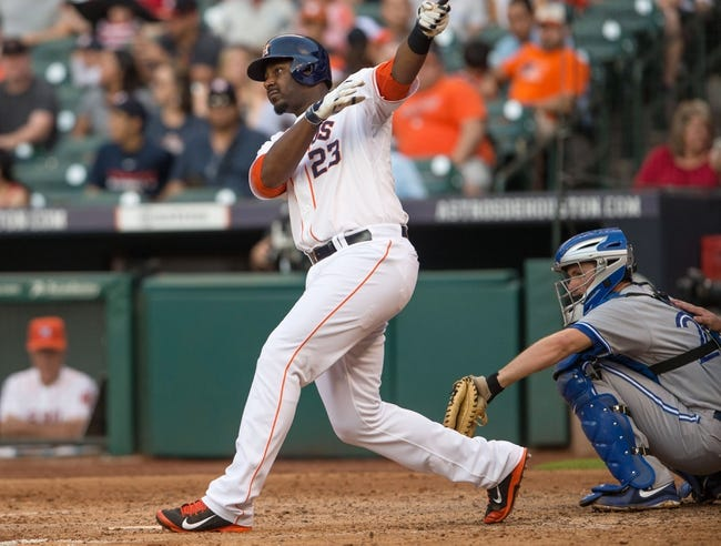 Houston Astros vs. Toronto Blue Jays Pick-Odds-Prediction - 8/3/14