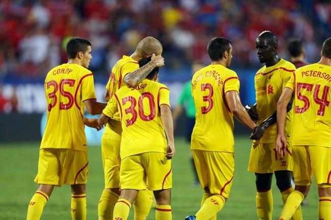 Soccer | Liverpool (9th) Aston Villa (20th)