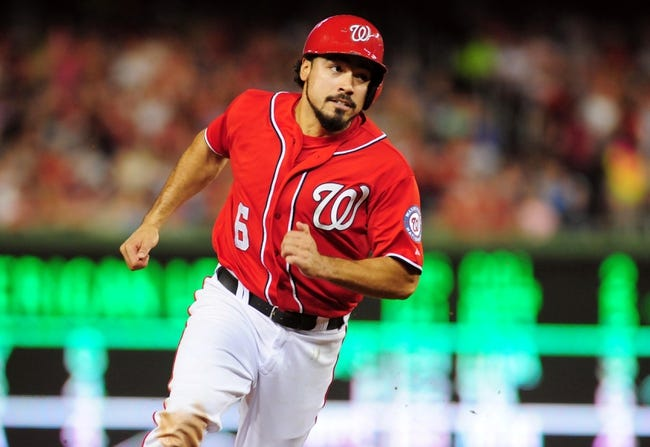Washington Nationals vs. Philadelphia Phillies 8/3/14 MLB Pick, Odds, Prediction