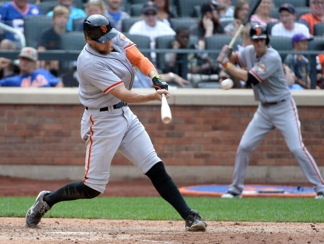 New York Mets vs. San Francisco Giants Pick-Odds-Prediction - 8/4/14