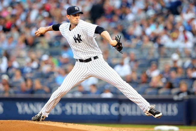 New York Yankees vs. Cleveland Indians 8/9/14 MLB Pick, Odds, Prediction