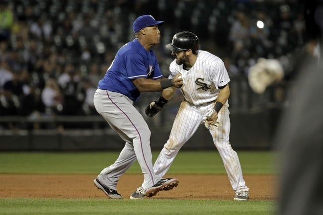 Chicago White Sox vs. Texas Rangers MLB Pick, Odds, Prediction - 8/5/14