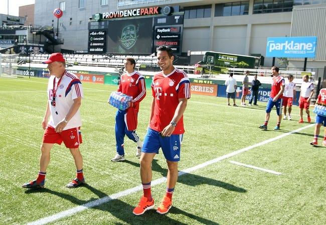 Haiti vs. Peru Copa America Pick, Odds, Prediction - 6/4/16