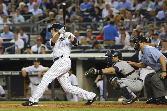 New York Yankees vs. Detroit Tigers 8/6/14 MLB Pick, Odds, Prediction