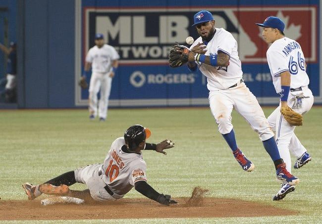 Toronto Blue Jays vs. Baltimore Orioles MLB Pick, Odds, Prediction - 8/6/14