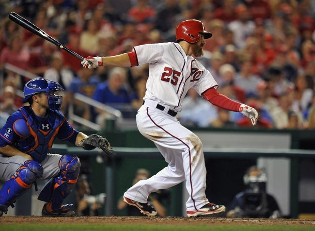 Washington Nationals vs. New York Mets MLB Pick, Odds, Prediction 8/7/14