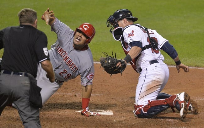 Cincinnati Reds vs. Cleveland Indians 8/6/14 MLB Pick, Odds, Prediction